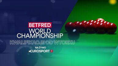 Trzech Polaków powalczy o awans do mistrzostw świata w snookerze