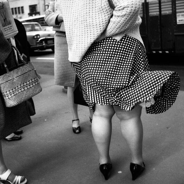 "Zdjęcie Vivian Maier - ""May 27, 1970. Chicago"""