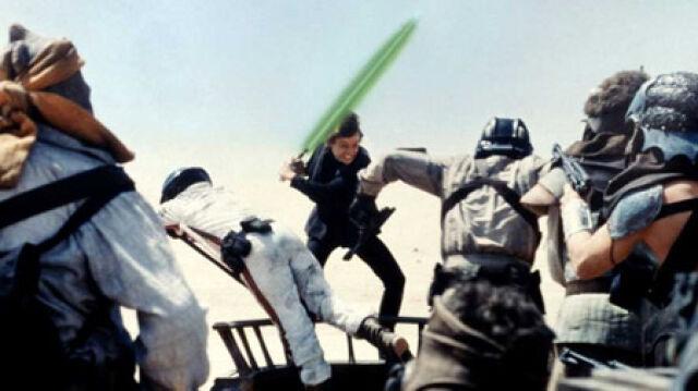Więcej wyznawców Jedi niż Romów