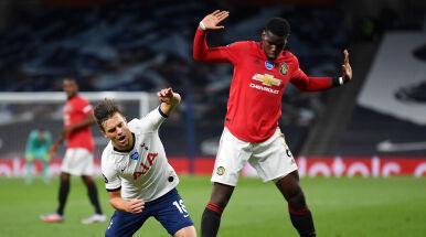 Manchester popsuł humor Mourinho. Udany powrót mistrza świata