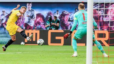 Haaland załatwił Lipsk. Borussia Dortmund wicemistrzem