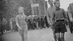 Protestowały nawet dzieci
