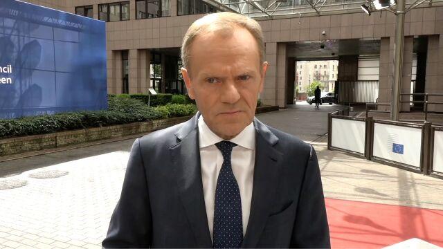 Donald Tusk - kandydat w plebiscycie Mistrz Riposty 2019