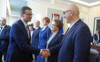 Ministrowie idą do europarlamentu. Rząd czeka rekonstrukcja
