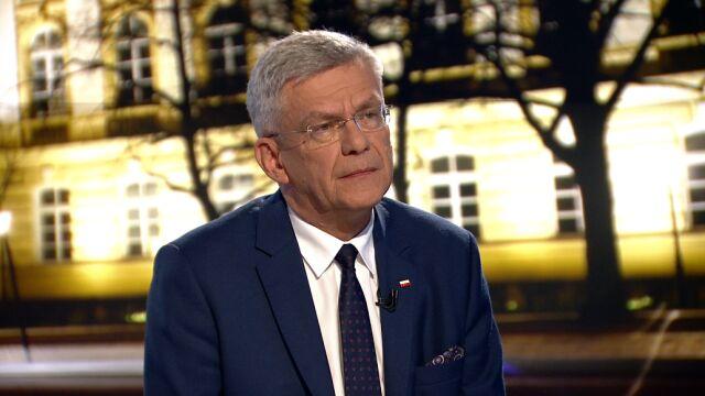"""Stanisław Karczewski w """"Faktach po Faktach"""""""