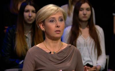 Materska-Sosnowska o wnioskach płynących z wyników wyborów do europarlamentu