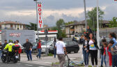 Chuligański wybryk na trasie 18. etapu Giro d'Italia