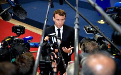 Macron chce równowagi płci i geograficznej na kluczowych stanowiskach w Unii