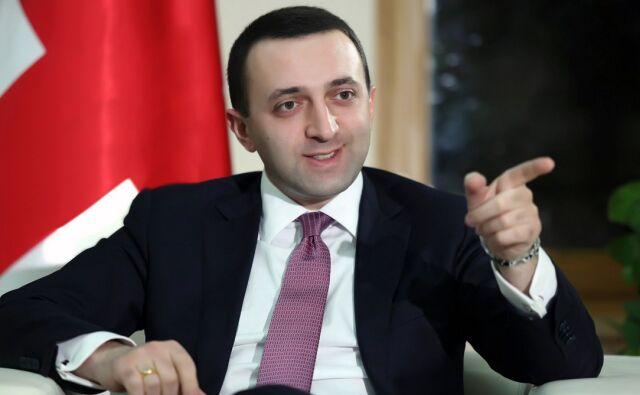 Nagła dymisja premiera Gruzji
