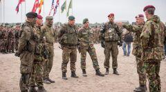 Żołnierze NATO w Żaganiu