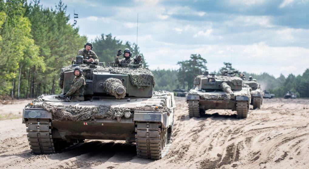 Czołgi NATO