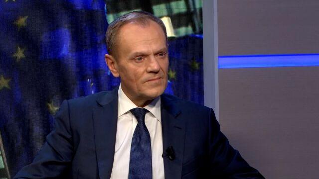 Tusk: Chcieli ograniczyć szansę mojego powrotu do polskiej polityki