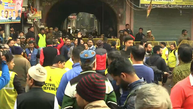 Robili torebki, spali w fabryce. Kilkadziesiąt ofiar pożaru w Indiach