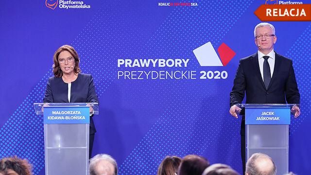 """""""Jest nadzieja i chęć współpracy, żeby te wybory wygrać"""""""