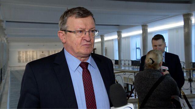 Cymański: decyzja jest w rękach marszałek Sejmu