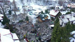Katastrofa w Szczyrku