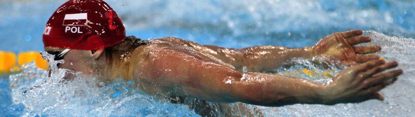 Cieślak popłynął na medal. Nowy rekord świata sztafety