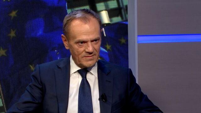 Donald Tusk o wyborach prezydenckich