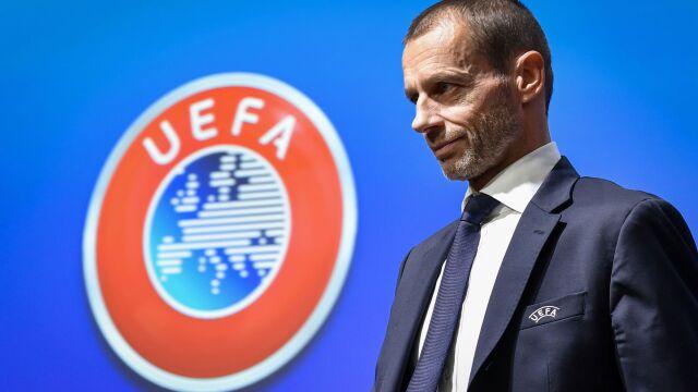 """Prezydent UEFA krytykuje VAR. """"Futbol potrzebuje niepewności"""""""