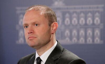 Delegacja PE wzywa premiera Malty Josepha Muscata do dymisji