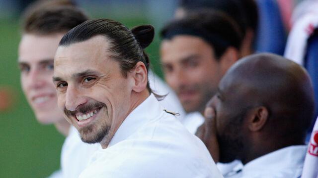 """Ibrahimović wyjawił kraj, w którym zagra. """"Do zobaczenia wkrótce"""""""