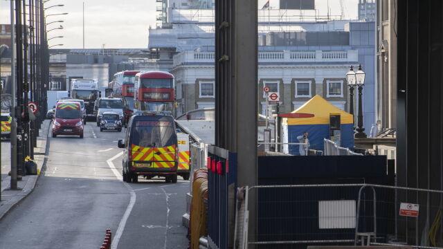 Zabity w zamachu w Londynie 25-latek
