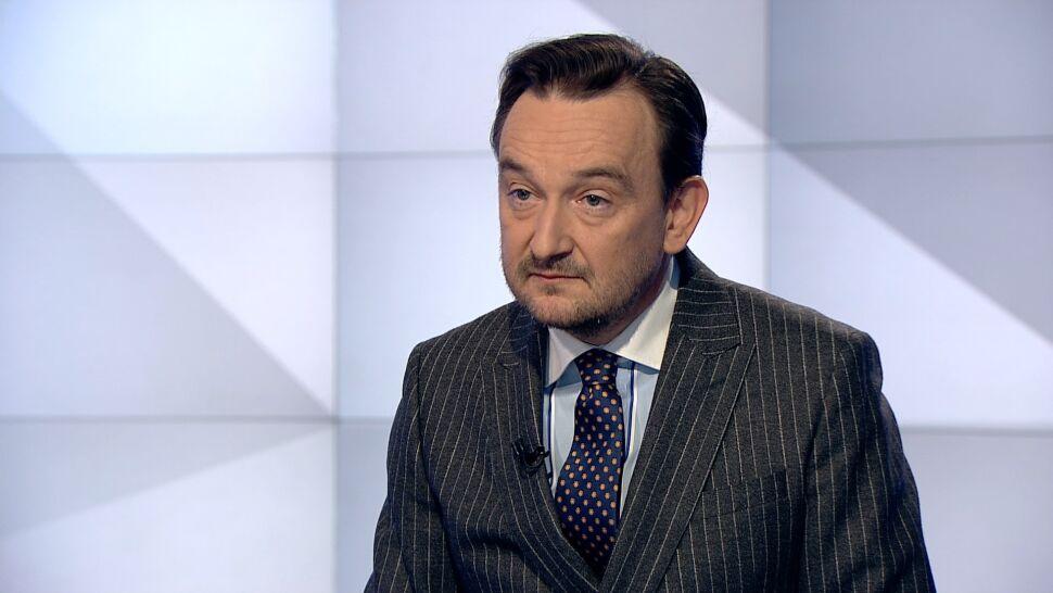Mitera: Juszczyszyn na pewno jest człowiekiem odważnym. Ja bym nie cofnął jego delegacji