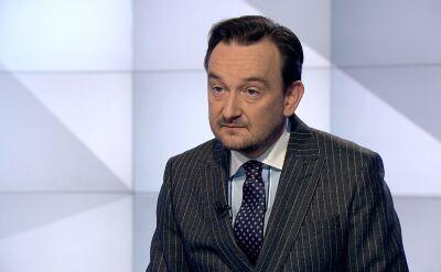 Mitera: sędzia Juszczyszyn jest odważny, dał tego wyraz, ale to też było wypełnianie obowiązków