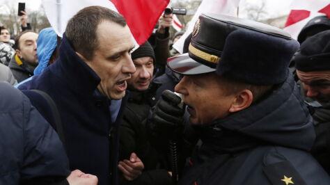 """""""Porozumienia między przedstawicielami reżimów Białorusi i Rosji uznajemy za nielegalne"""""""