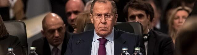 Ławrow: to nie my pogorszyliśmy relacje z NATO