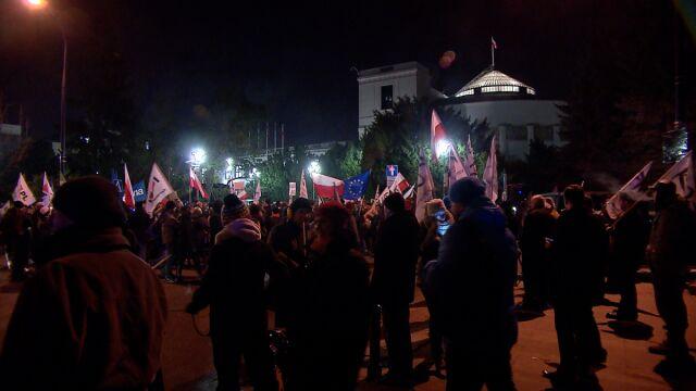 Policja opublikowała wizerunki protestujących