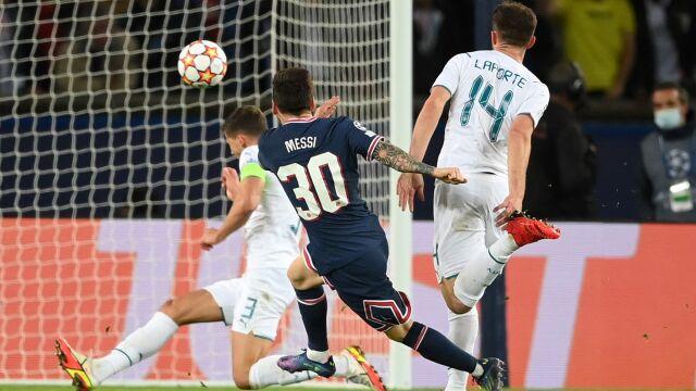 Właśnie po to PSG sprowadziło Messiego. Argentyńczyk pogrążył Manchester City