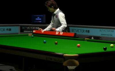 Lei Peifan pokonał Gary'ego Wilsona w 1. rundzie kwalifikacji do German Masters