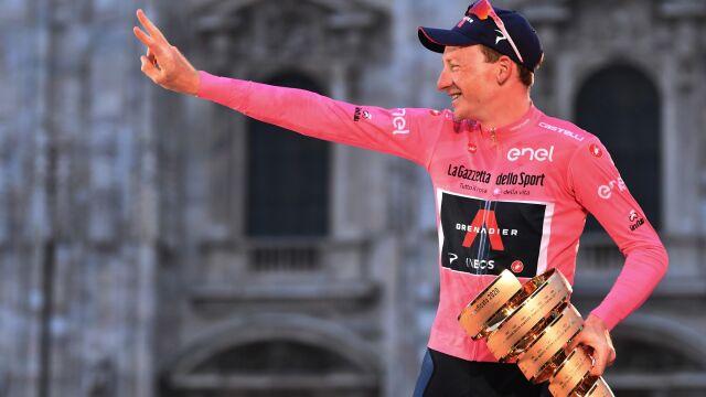 Wygrał Giro, przegrał samochód