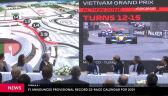 GP Wietnamu nie znajdzie się w kalendarzu Formuły 1 na sezon 2021