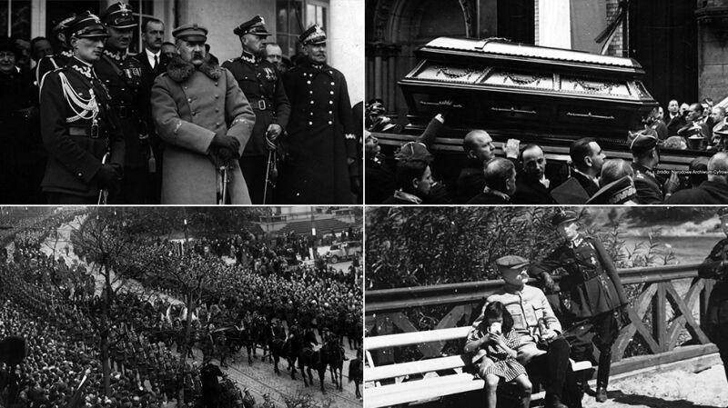 """Józef Piłsudski - """"człowiek chory na Polskę"""""""