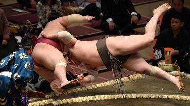 Tragiczny finał turnieju sumo. Nie żyje 28-letni wojownik