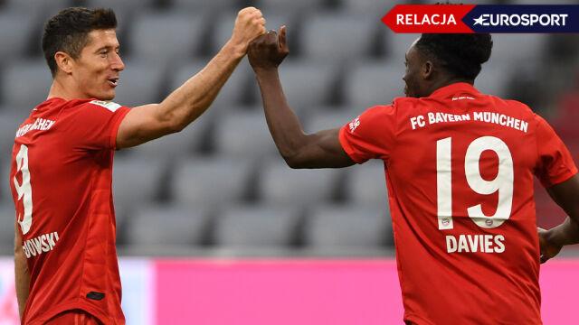 Bayern - Fortuna [RELACJA]