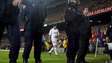 Figo: przejście z Barcelony do Realu było dobrą decyzją