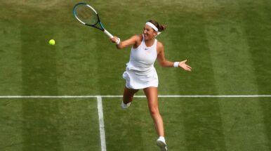 Frustracja gwiazdy tenisa. Za nami najszybsza konferencja Wimbledonu