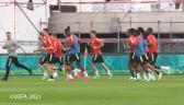 Belgia rozpoczęła przygotowania do ćwierćfinału Euro 2020