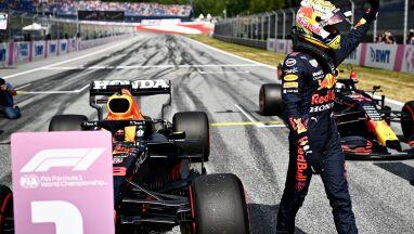 Narodził się nowy dominator w F1. Trzecie z rzędu pole position Verstappena