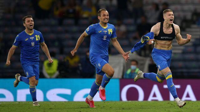 Miały być karne, był gol w 121. minucie. Ukraina w historycznym ćwierćfinale