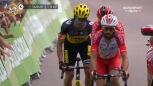 Roglić na mecie 7. etapu Tour de France