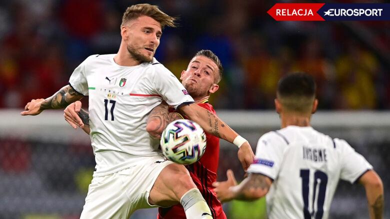 Belgia - Włochy [RELACJA]