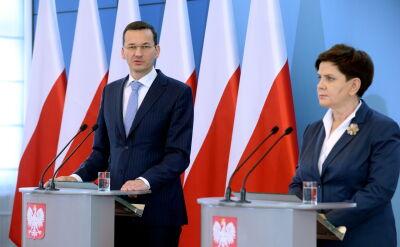 Szydło: jesteśmy oboje pomazańcami Jarosława Kaczyńskiego