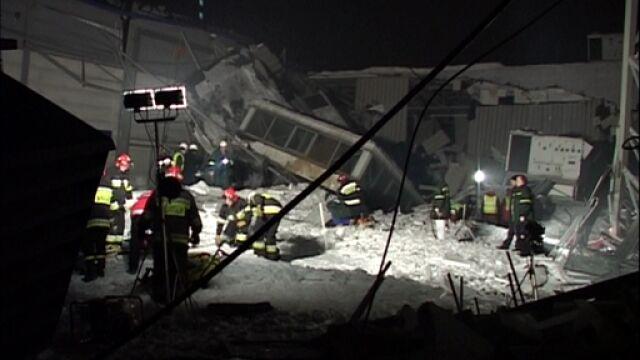65 ofiar i niewinny członek zarządu hali. Prokurator: wiedział, że dach ugina się pod śniegiem