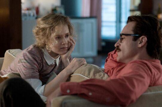 Amy Adams i Joaquin Phoenix