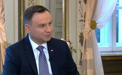 Duda o ocenie działań premier Beaty Szydło i rządu