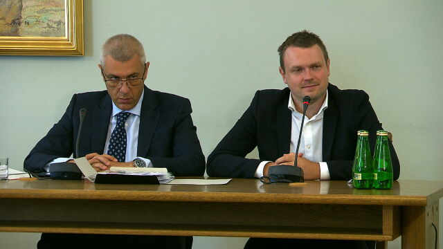 Michał Tusk przed komisją śledczą. Całe przesłuchanie